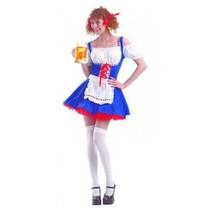 PartyXclusive - Jurk - Oktoberfest - Babe - M