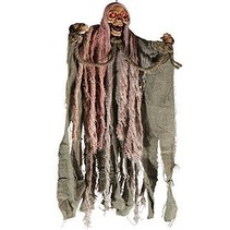 Carnival Toys - Skelet - Hangend - Gevangene - Met licht & geluid