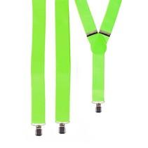 PartyXplosion - Bretel - Fluor groen