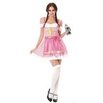 Partychimp - Kostuum - Jurk - Oktoberfest - Sweetie - M
