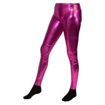 Partychimp - Legging - Fuchsia - Maat S/M