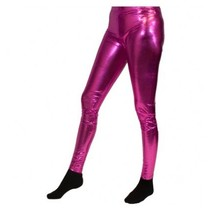 Partychimp - Legging - Fuchsia - Maat L/XL