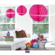 Folat - Honeycomb - Roze - 30cm