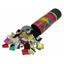 Partychimp - Confetti kanon - Partypopper - 11cm