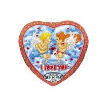 Singatune - Folieballon - I love you - Met muziek - 71cm