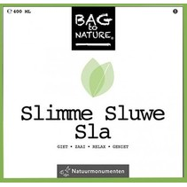 Bag to nature - Slimme sluwe sla