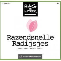 Bag to nature - Razendsnelle radijs