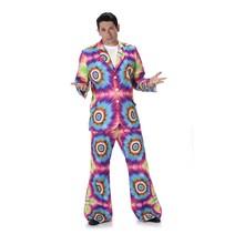 Carnival costumes - kostuum - Tie Dye Suit - M