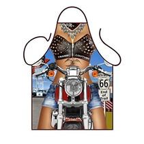 Iconic - Schort - Biker - Vrouw