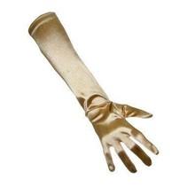 PartyXplosion - Handschoenen - Goud - S