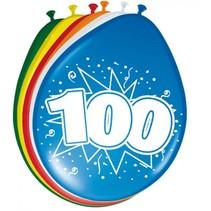 Folat - Ballonnen - 100 Jaar - 8st.