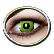 Edit - Lenzen - Groen met zwarte rand - 3 Maanden