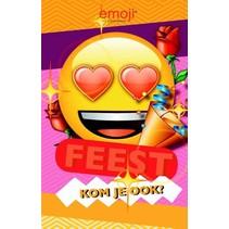 Interstat - Uitnodigingskaart - Emoji love - 6st.