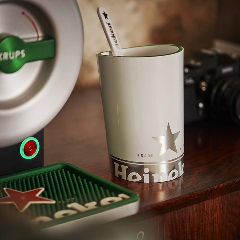 Heineken Skimmer Holder White