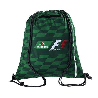 Heineken Formula 1 Drawstring Bag