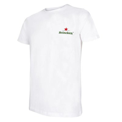 Heineken White T-shirt Men