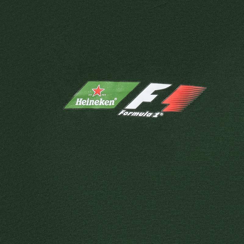 Heineken Formula 1 Shirt Men