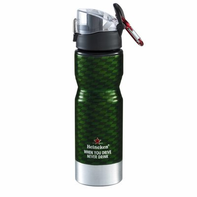 Heineken Formula 1 Water Bottle