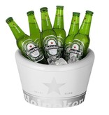 Heineken Double Walled Ice Bucket