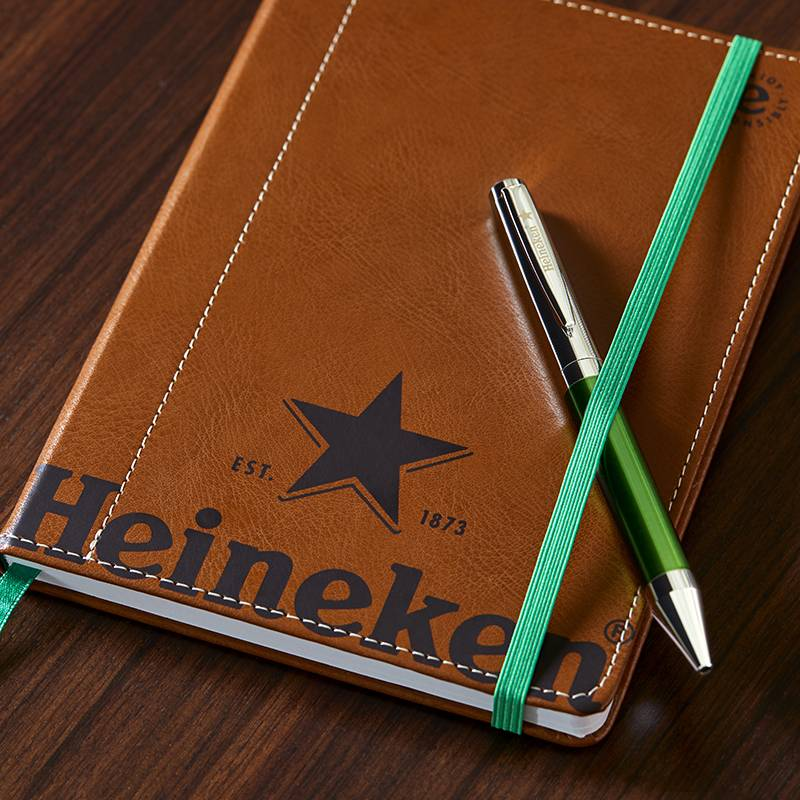 Heineken Notebook