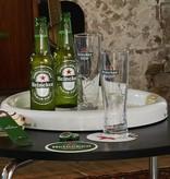 Heineken Curved Waiter Tray White
