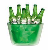 Heineken Double walled Ice Bucket For 6 bottles