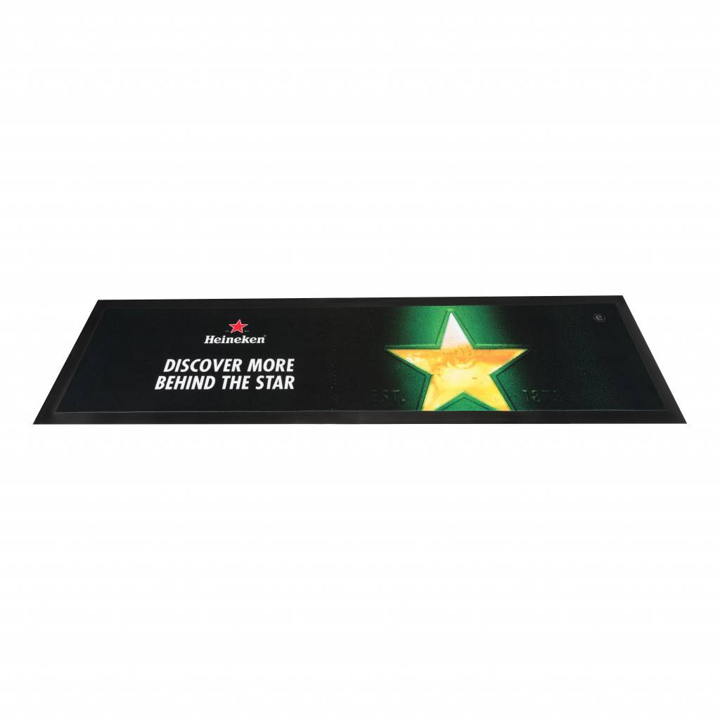 Heineken ABSORBING BAR MAT
