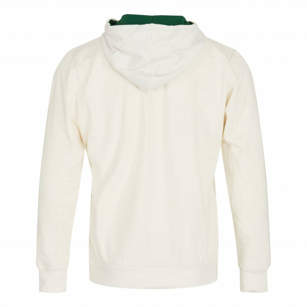 Heineken HOODED SWEATER WHITE MEN