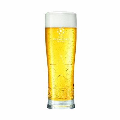 Heineken UEFA Champions League Glasses (6 PCS)