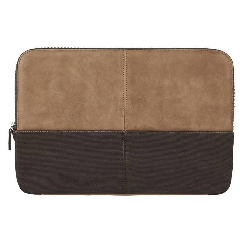 Heineken Heritage leather laptop sleeve