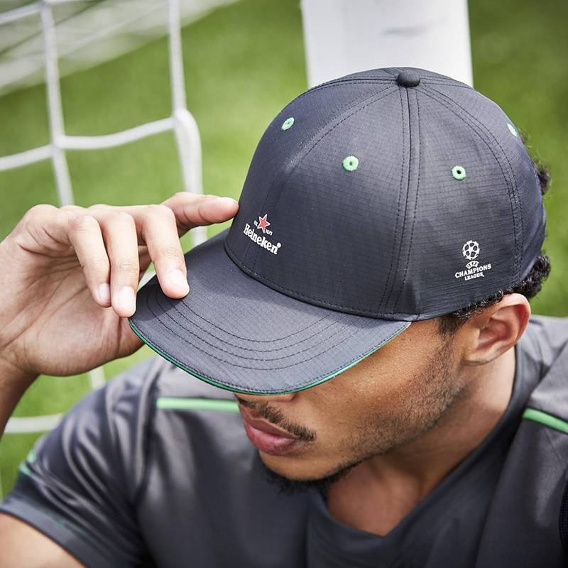 Heineken UEFA Champions League Dark Green Baseball Cap