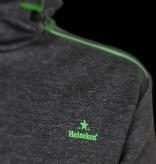 Heineken UEFA Champions League Grey Hooded Sweatshirt