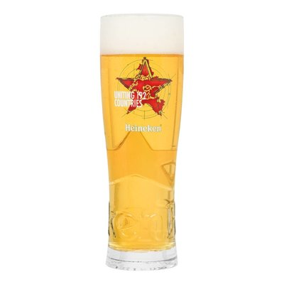 Heineken GLASSES WITH STAR (4 PCS)
