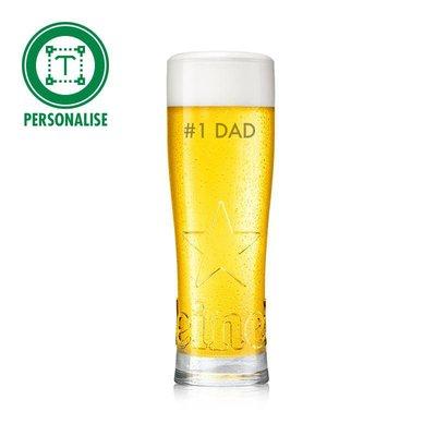 Heineken Glasses with Star (6 pcs)