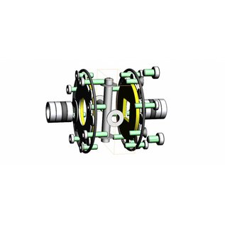 Lightscale STD Smooth Traction Differential