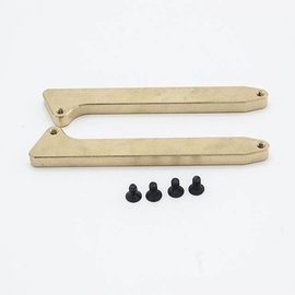 Mecatech Racing Central postion weights 2 stuks