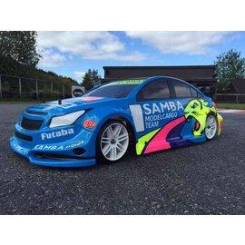 Samba MOCA - Chevrolet Cruze 2015