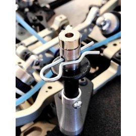 SCS M2 Magnetische Vorrichtung - Karosseriebohrschablone