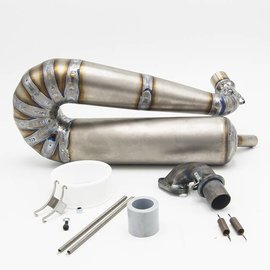 "Abbate Racing ""Best Pipe"" titanium"