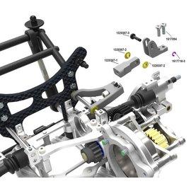 HARM Racing Achsschenkelerhöhung hinten SX-4 Tuning, Set
