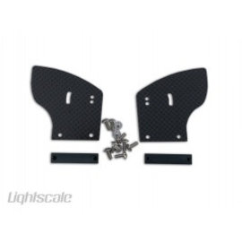 Lightscale Carbon support left/right,