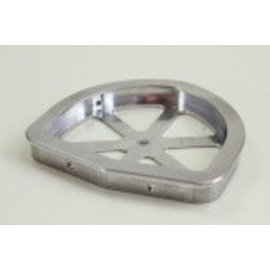 Lightscale Alloy frame for filter element F1 airbox