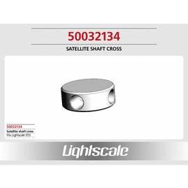 Lightscale Satellite shaft cross