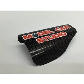 Model Car Studio Exhaust gas protection