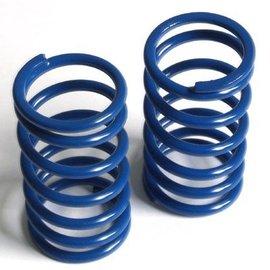 HARM Racing Demperveer lang (achter) Big Bore progressief blauw, zeer hard,