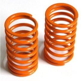 HARM Racing Feder lang (hinten) Big Bore progressiv, orange, medium, 2 Stk.
