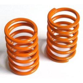 HARM Racing Feder kurz (vorne) Big Bore linear orange, medium, 2 Stk.