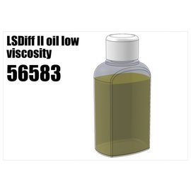 RS5 Modelsport LSDiff II oil low viscosity