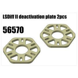 RS5 Modelsport LSDiff II deactivation plate