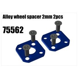 RS5 Modelsport Alloy wheel spacer 2mm